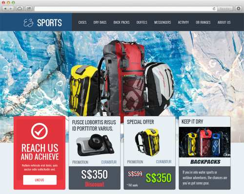 EZ-Sports-ecommerce-shop